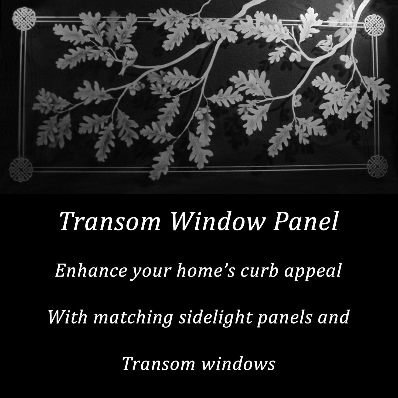 finch oak panel