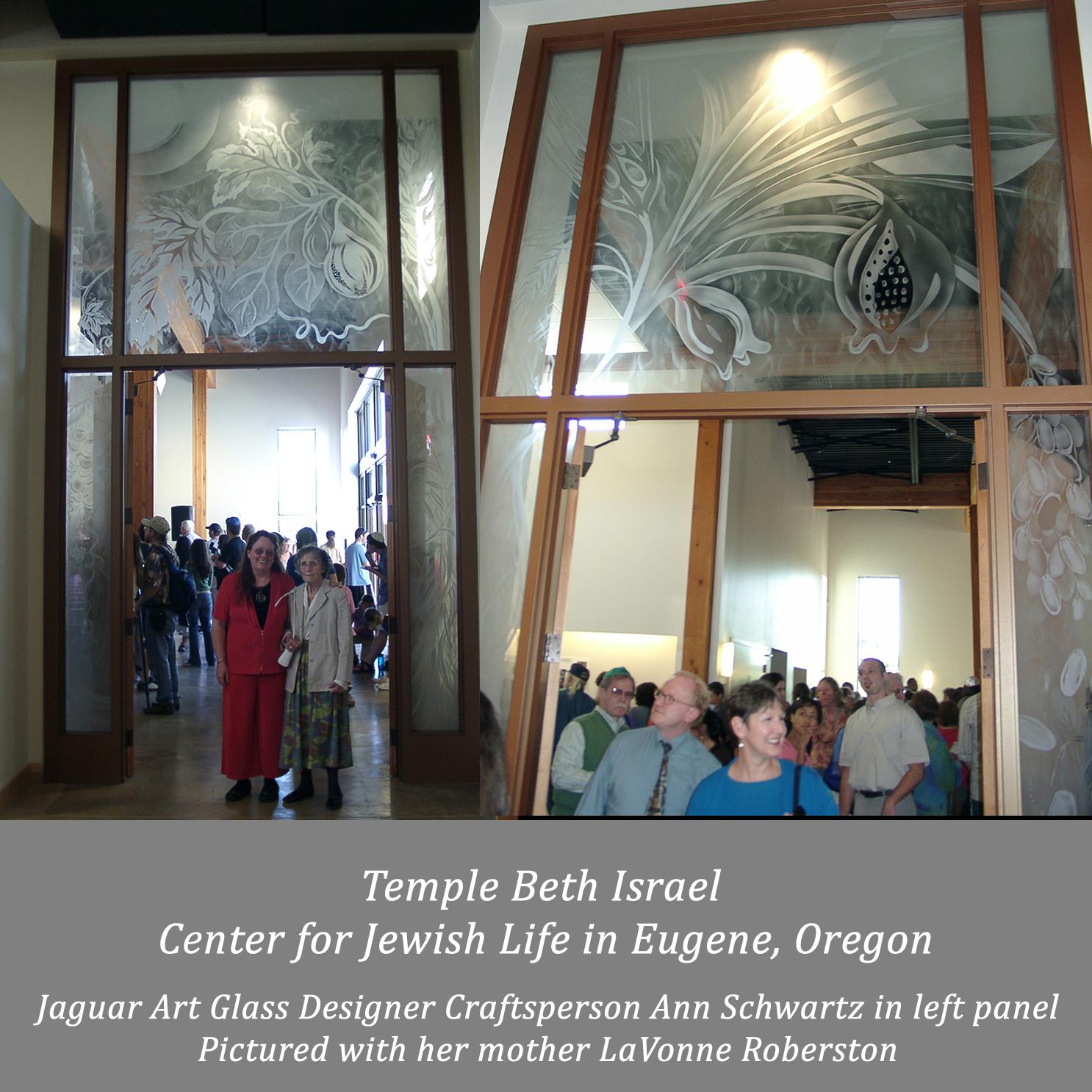 jewish temple mom