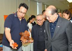 香港中華文化發展聯合會「百年五四」活動