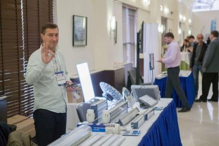 Компания «Союз Света» посетила конференцию Axelot