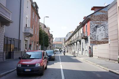 Via Cesare Arici