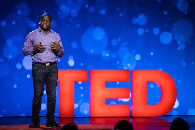 TED 2017: The Difference for Me Was Music