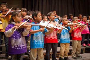 """Cult"" of El Sistema Plays On In Different Key"