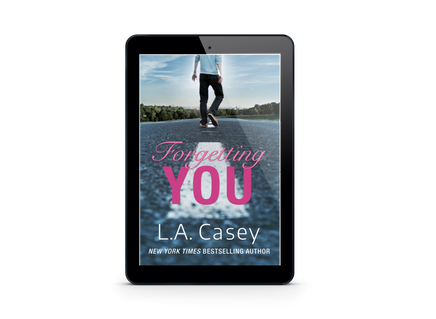 Forgetting You — My NEW Standalone Novel!