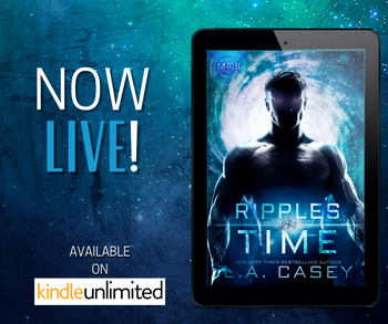 Release Day: Ripples in Time!