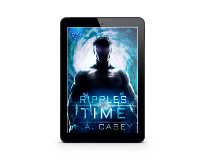 Ripples in Time: Cover, Blurb and Release Date REVEAL!