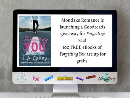 Forgetting You GIVEAWAY!