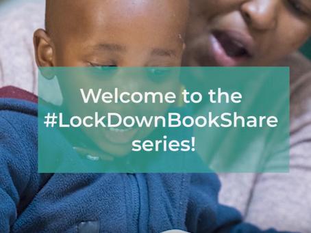 #LockDownBookShare