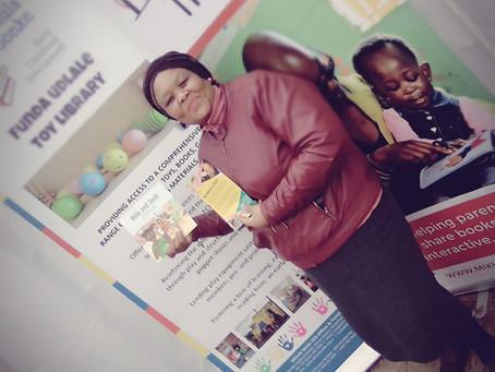 Celebrating new facilities on Mandela Day