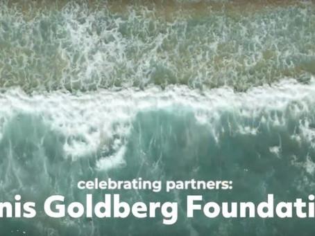 Celebrating Partnerships : Denis Goldberg House of Hope