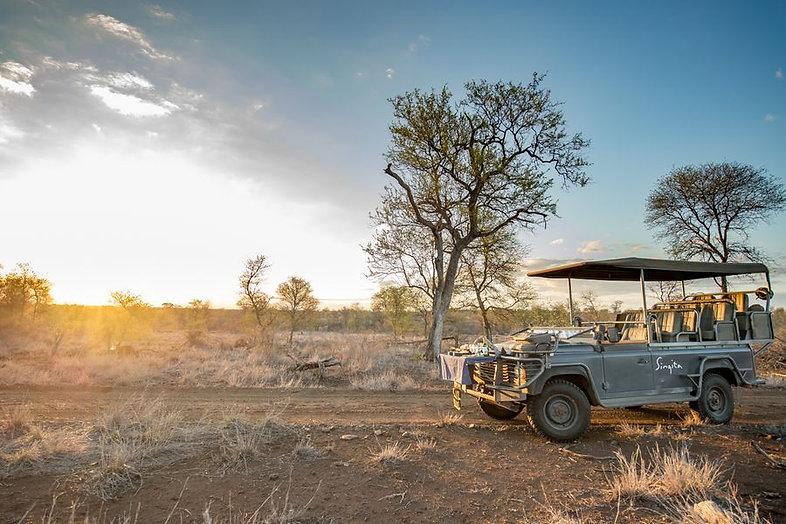 Sundowner (Singita Kruger National Park)