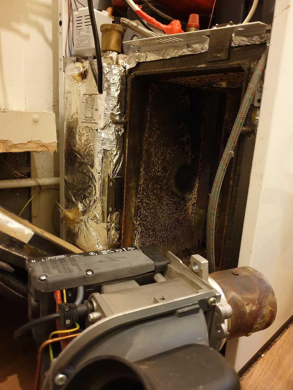 Worcester oil boiler repair in Northwich by GO2 Heating Solutions