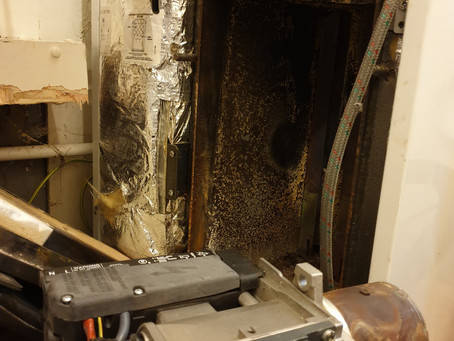 Oil boiler repair + Hive installation in Northwich