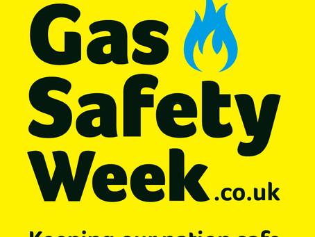 GO2 celebrates Gas Safety Week 2018