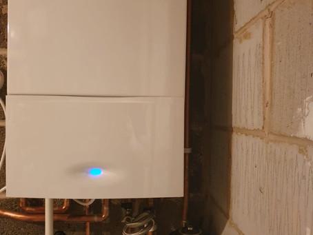 Worcester Bosch Gas Boiler Installation in Northwich, Cheshire
