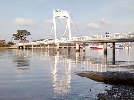 Celebrate Millennium Bridge Turning 21!
