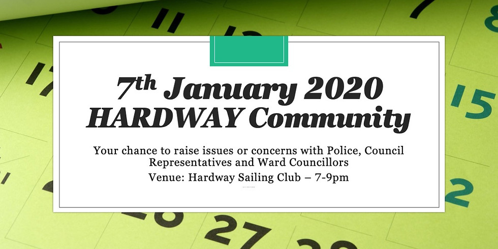 Community - Local Area Action Group Meeting