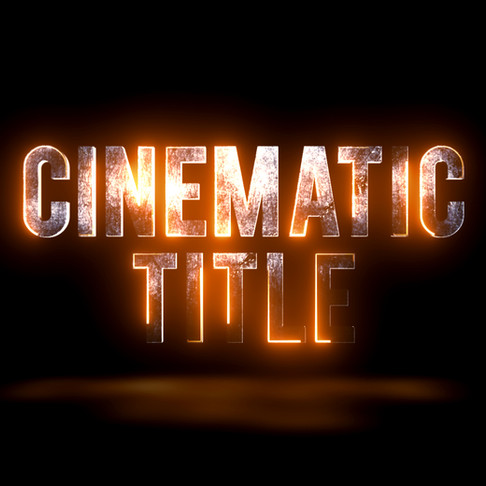 Cinematic Trailer Title Animation in After Effects | After Effects Tutorial - 100% free Plugin