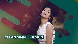 Modern Clean Slideshow in After Effects | After Effects Tutorial