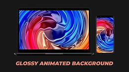 Animated Glossy Gradient Background in After Effects | After Effects Tutorial