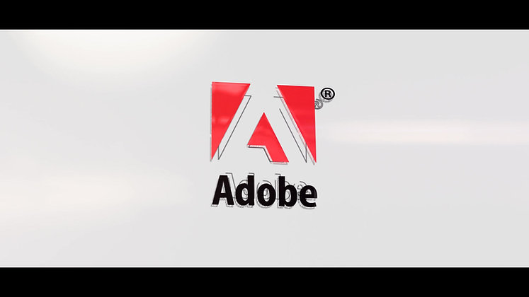 3D Glossy Sketch Logo Reveal - After Effects Template