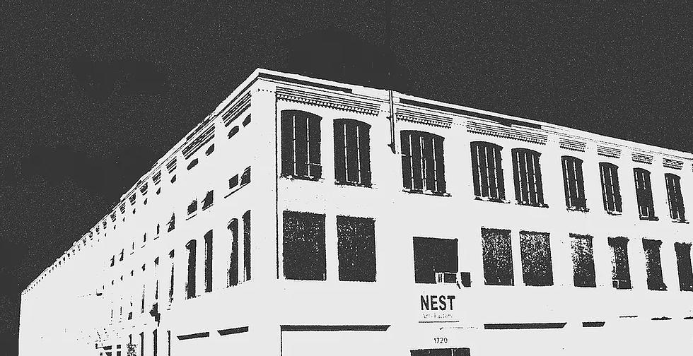 Nest Arts Factory B&W