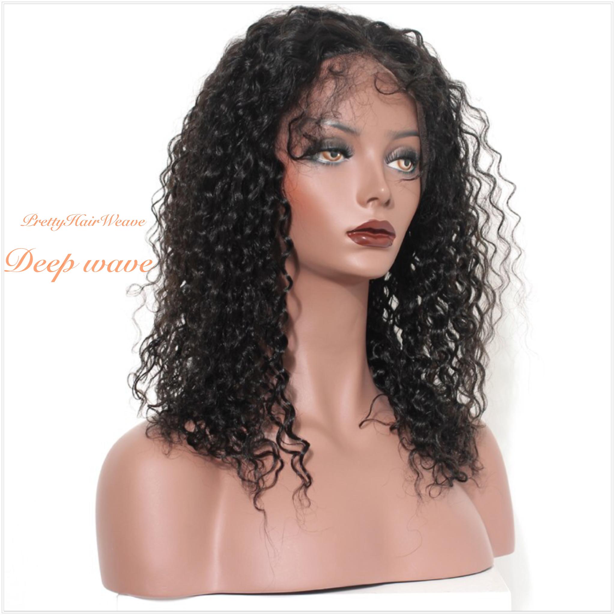 Prettyhairweave Lace Frontal Wig 16