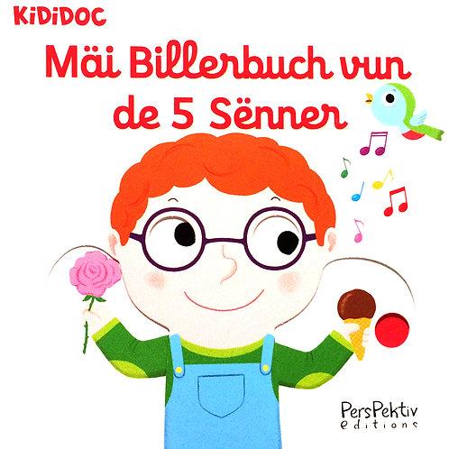 Mäi Billerbuch vun de 5 Sënner