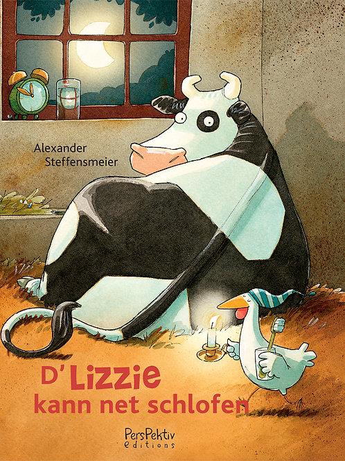 D'Lizzie kann net schlofen