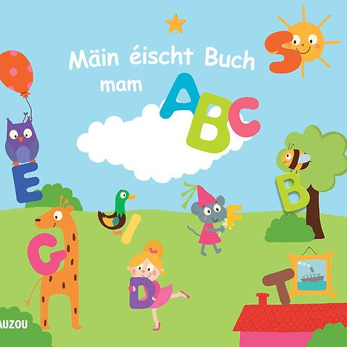 Mäin éischt Buch mam ABC