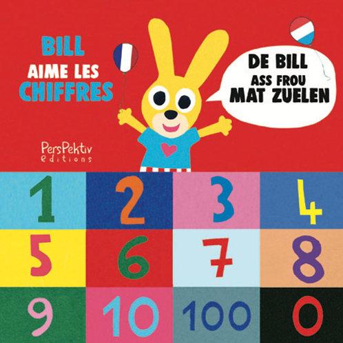 Bill aime les chiffres • De Bill ass frou mat Zuelen