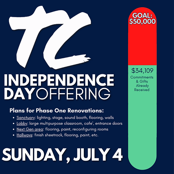 Independence Day Offering progress.png