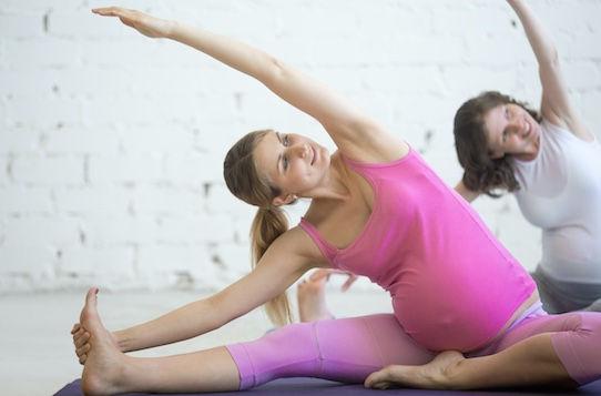 Pregnancy Sat 8.45am Balham/Online
