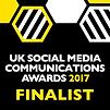 UK Social Media Awards 2017 Finalist Bad