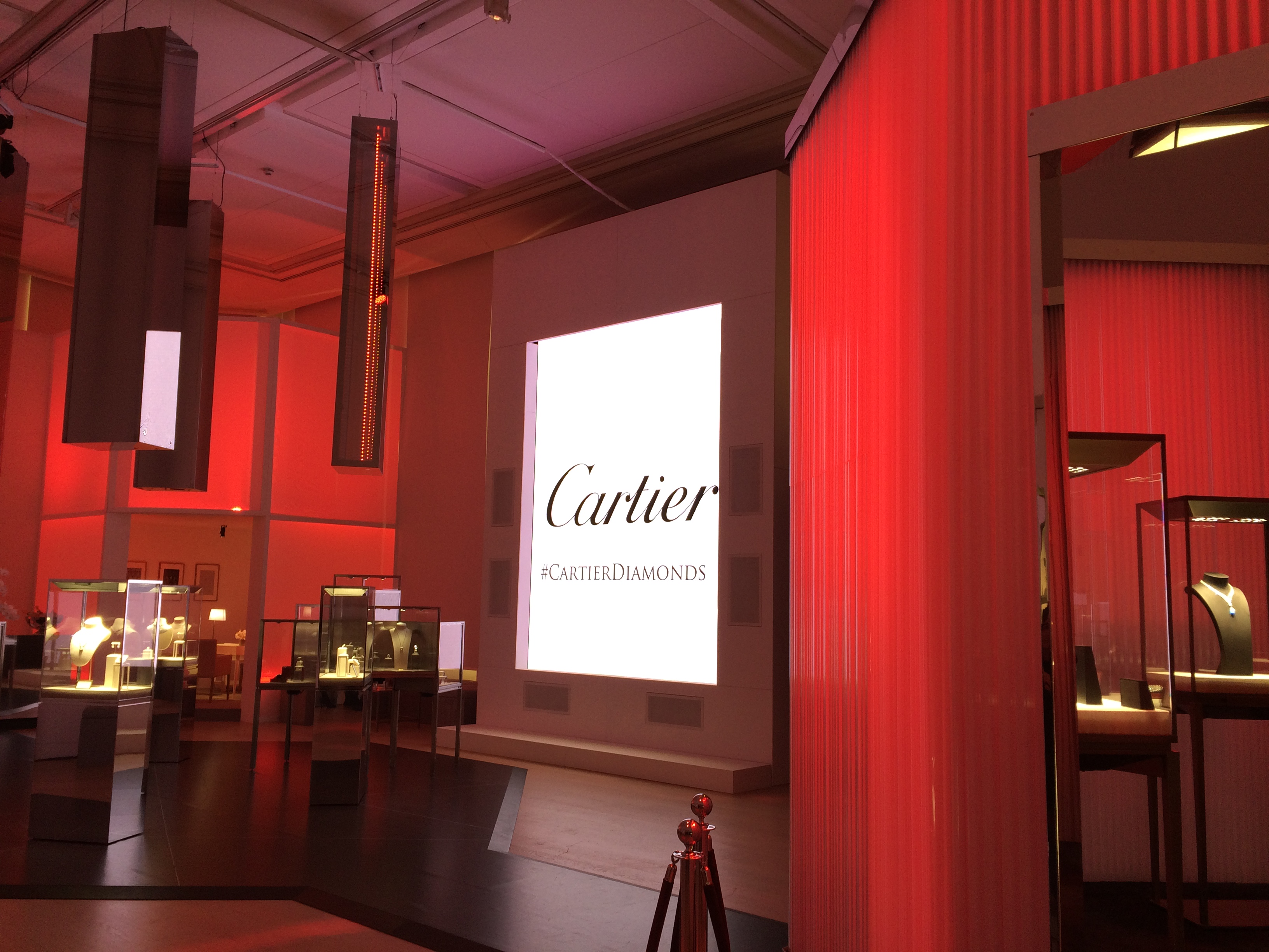 Cartier Exhibition