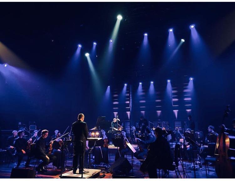 The London Sinfonietta - Queen Elizabeth Hall, London