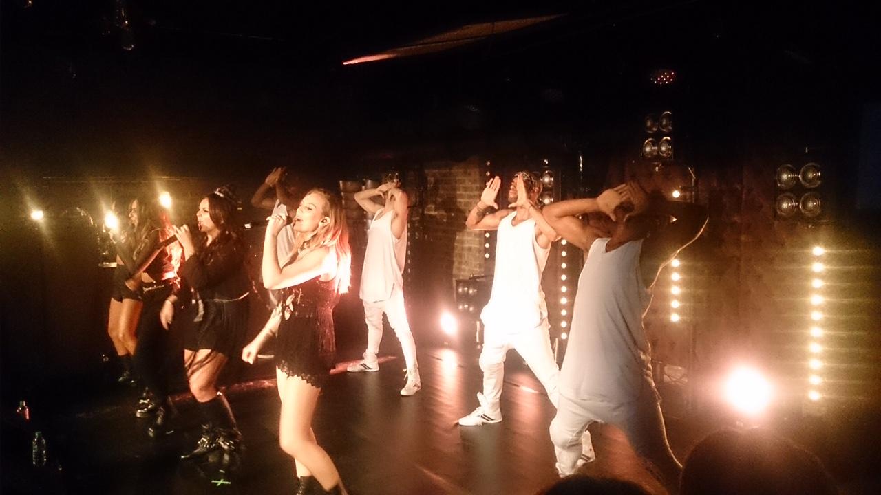 Little Mix - Fragrance Launch - London