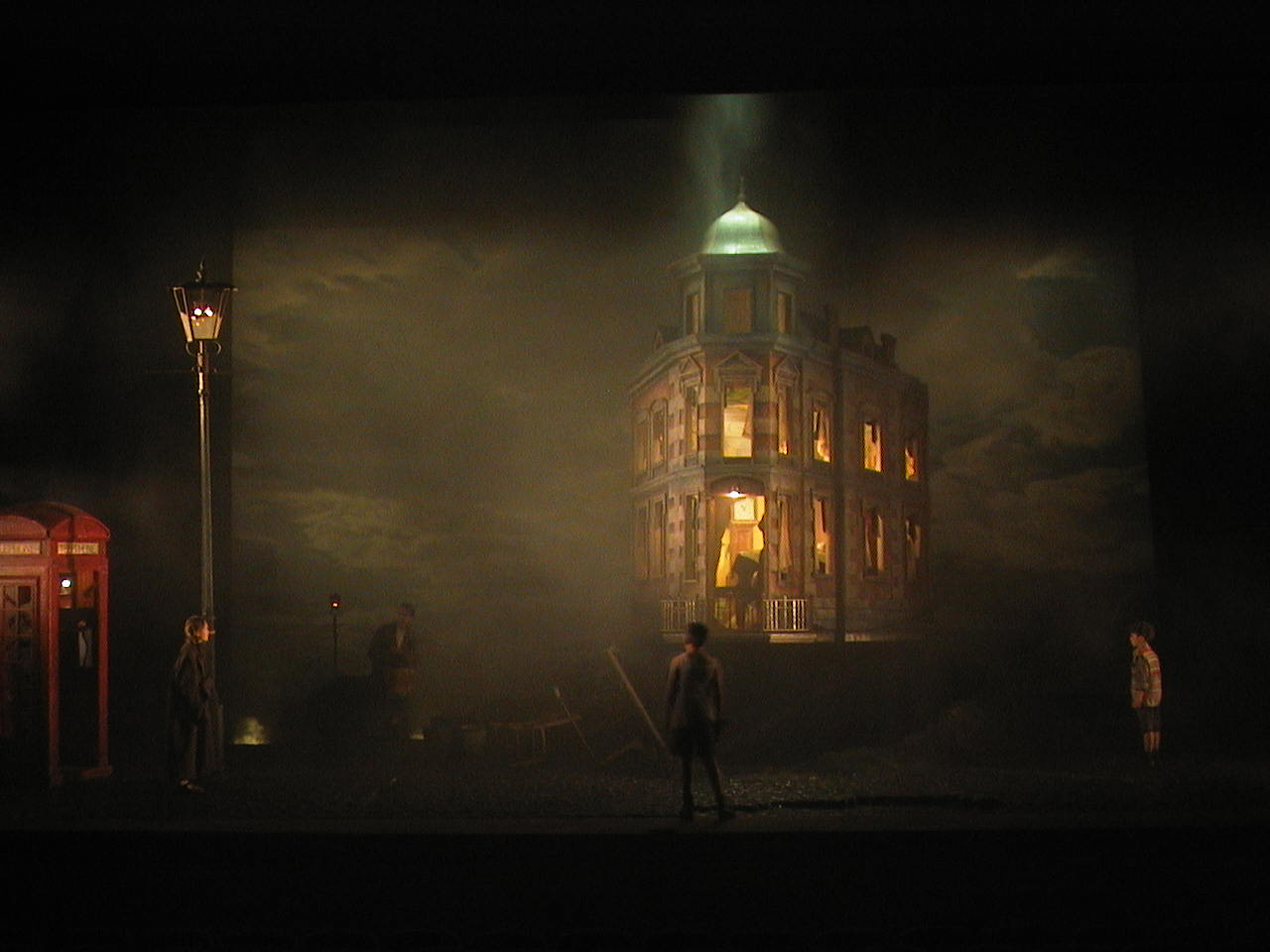 An Inspector Calls - West End / Tour