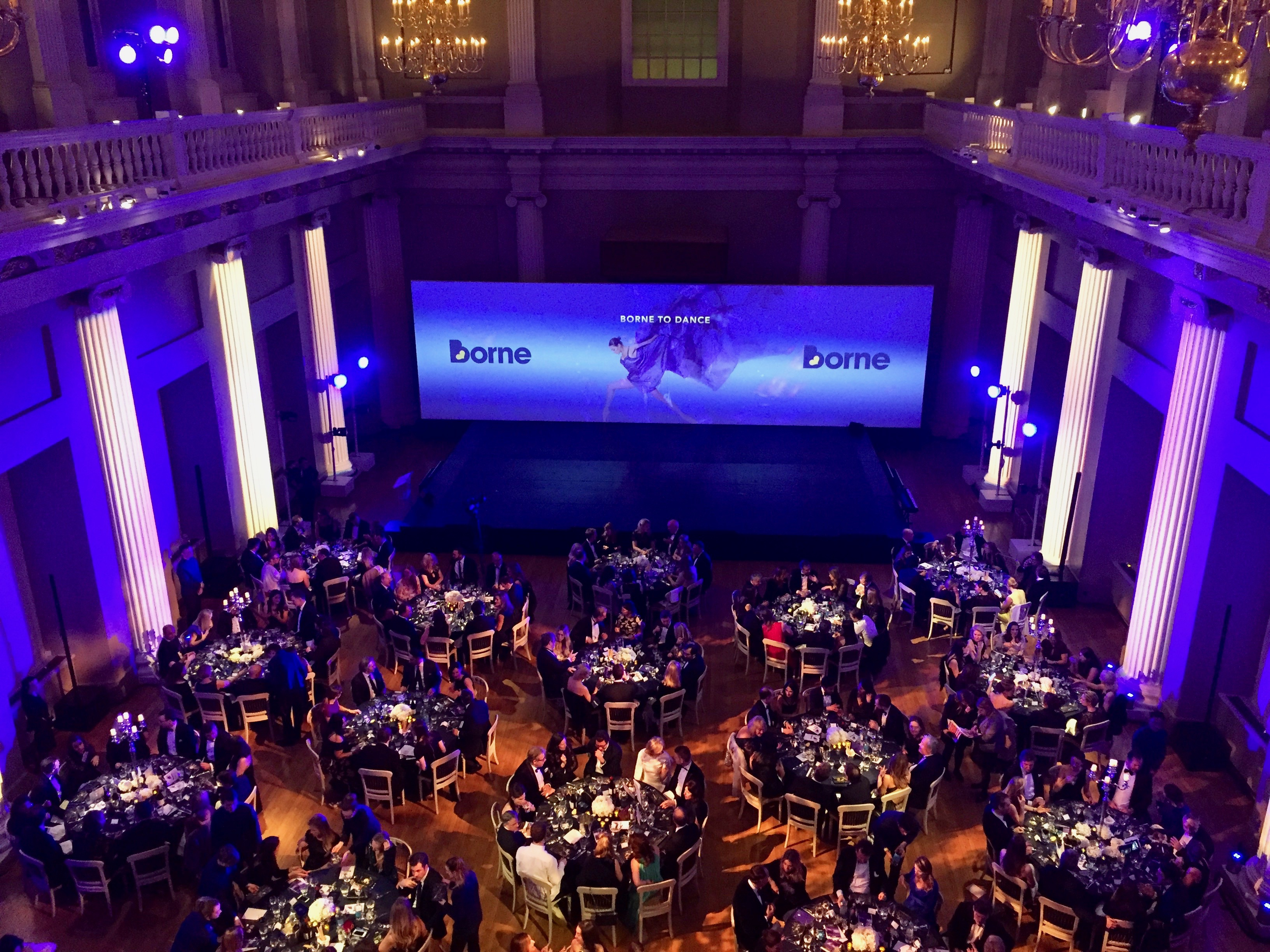 The Borne Foundation - Banqueting House.