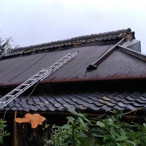 台風21号 大阪支援活動 9/14