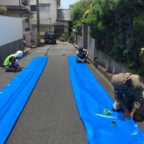 大阪北部地震 第1陣活動報告 6/26(火)