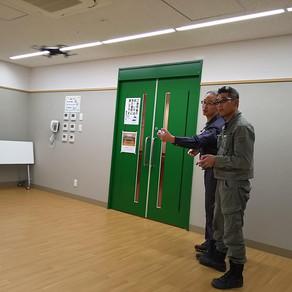 台風21号 大阪支援活動(ドローン隊)4/6、7