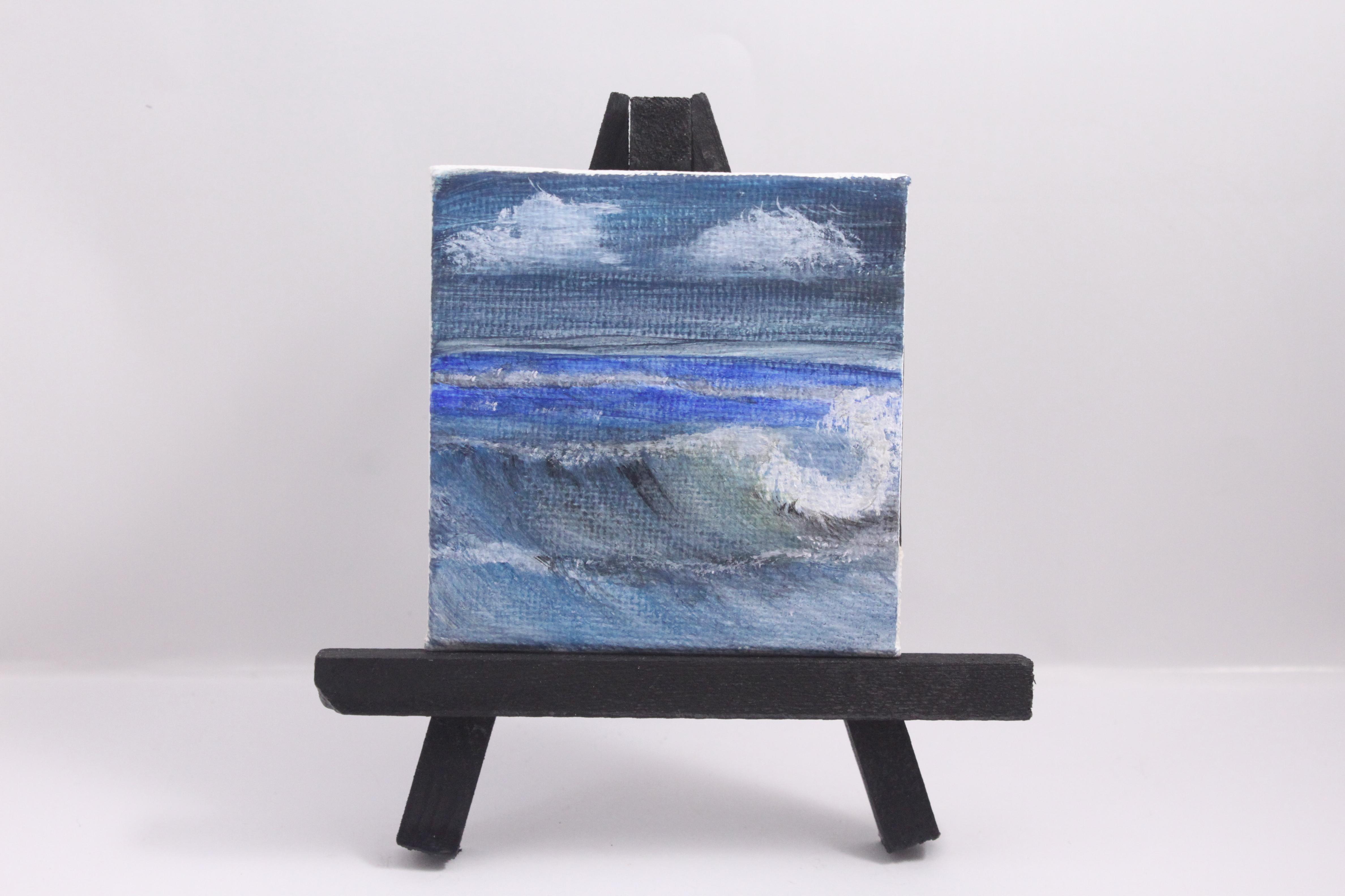 Ocean waves - magnet