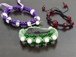 Handmade Jewelry - Macrame
