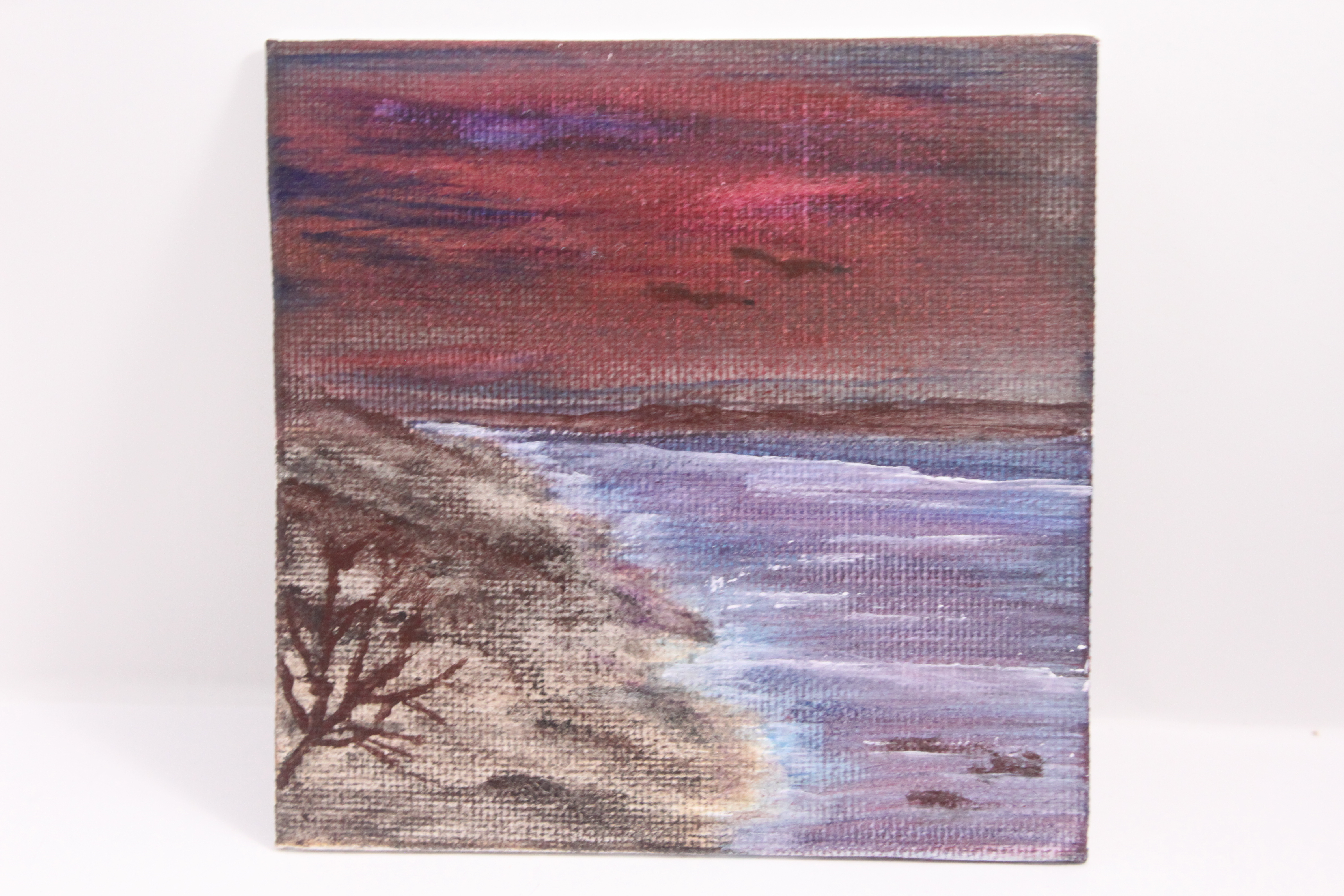Euphoria - mini painting