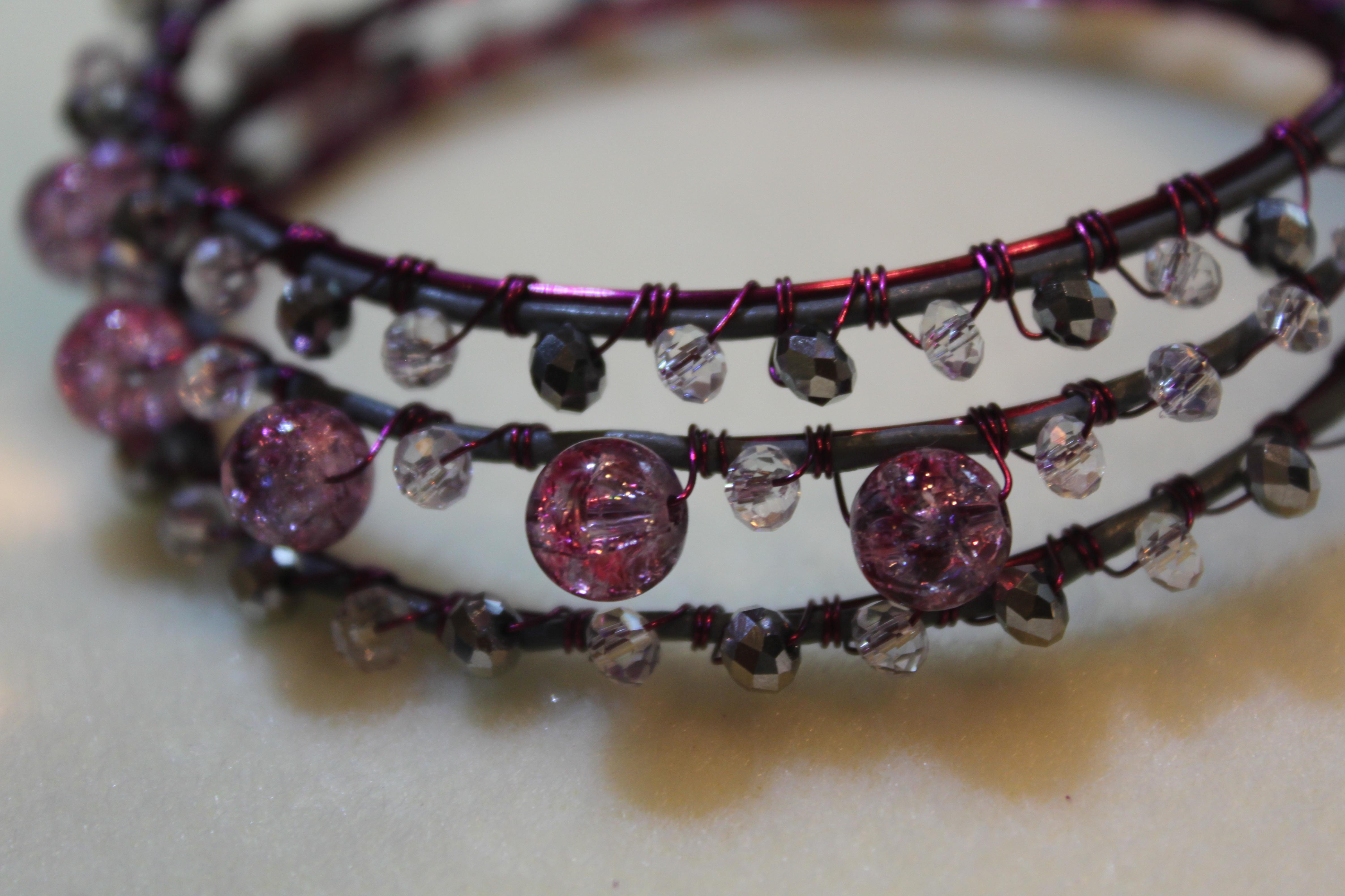 Handmade jewelry, bangle, bracelet