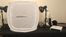 Photo Studio Light Tent Set