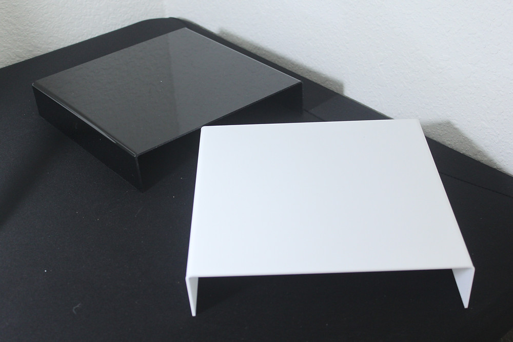 Acrylic Reflective Riser Display Table