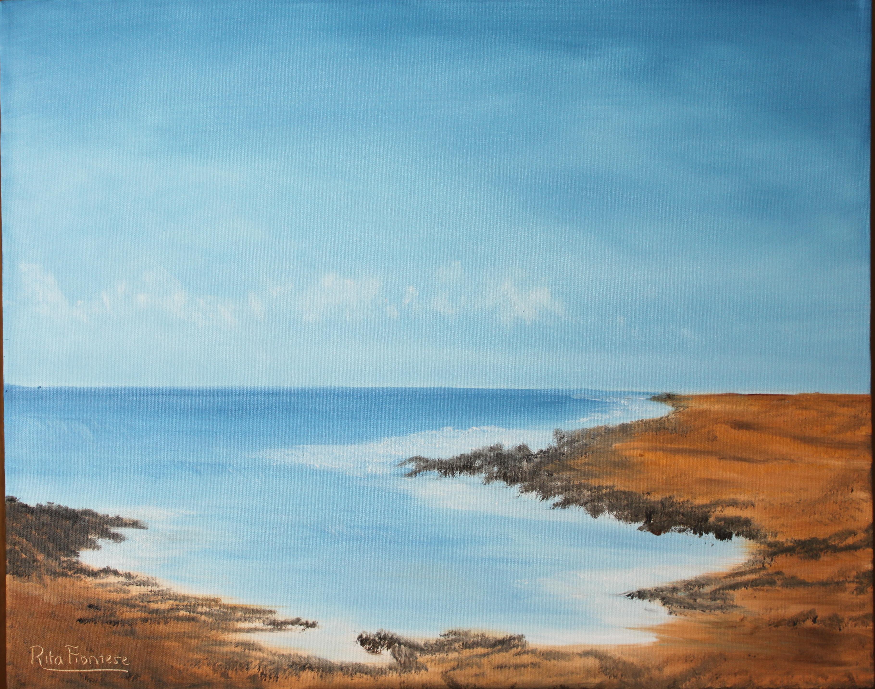 Blue Sky Blue Ocean
