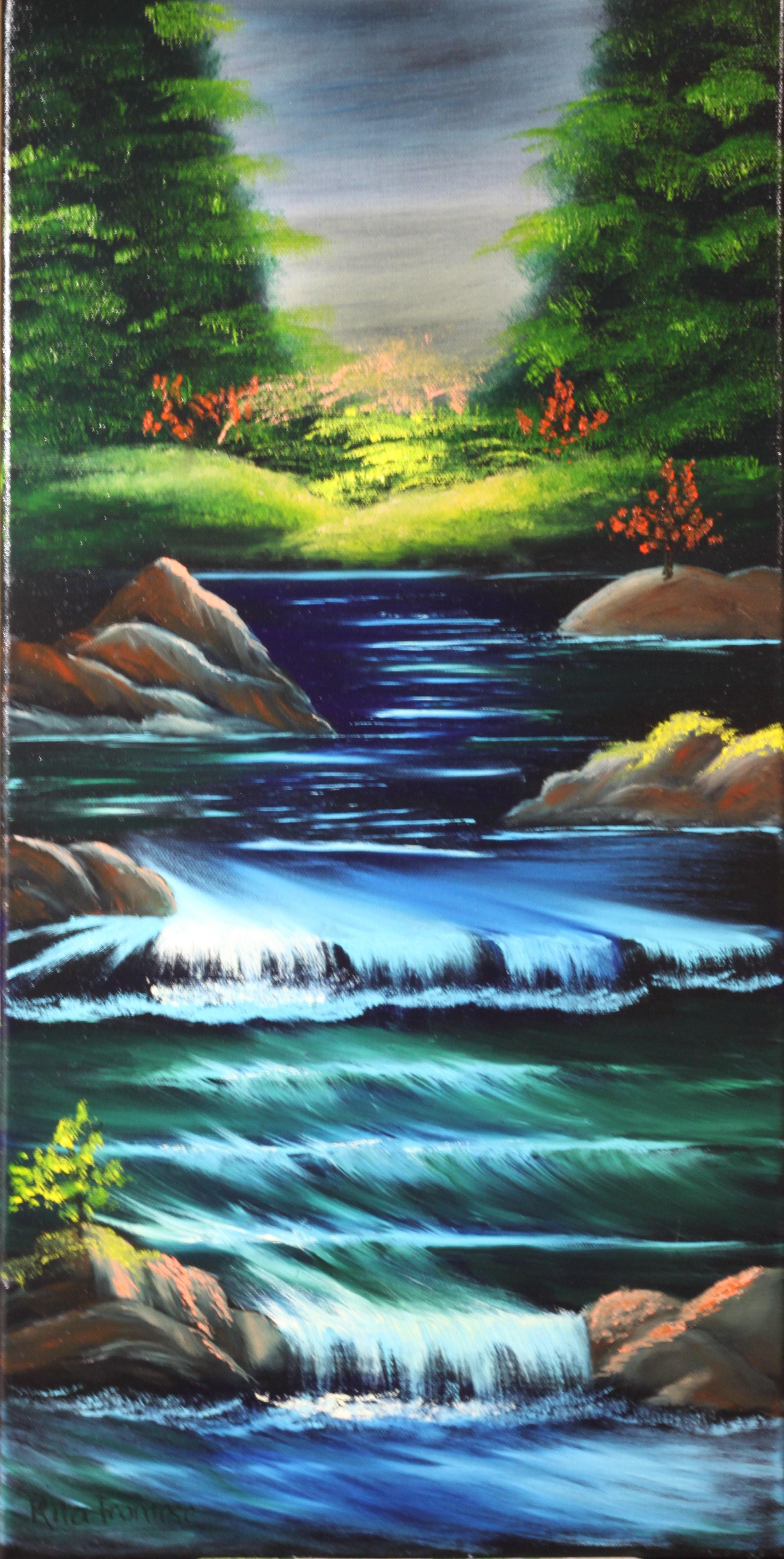 Waterfall Retreat